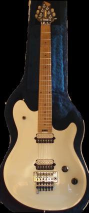Peavey Wolfgang guitar