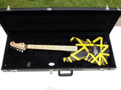 Charvel EVH Art Series guitar
