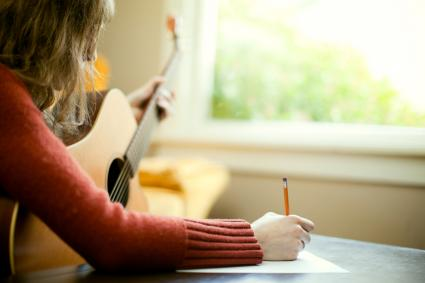 writing a song