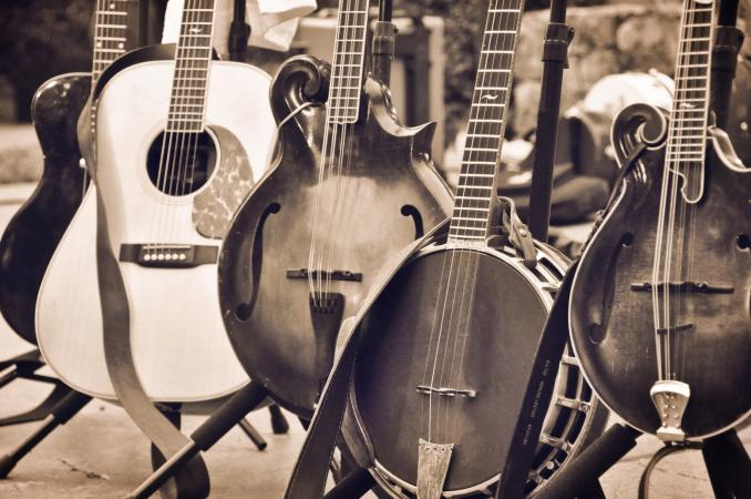 Free Bluegrass Sheet Music | LoveToKnow