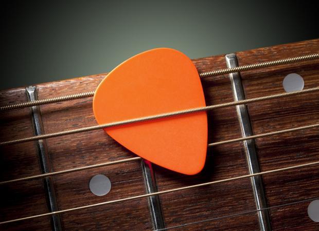 acoustic fretboard