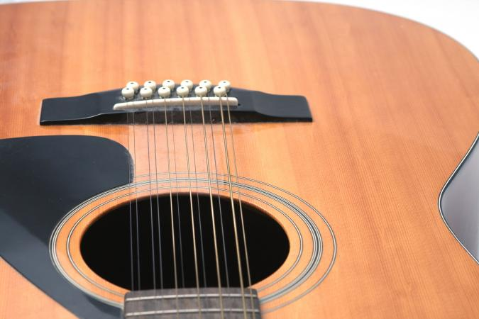 Tuning 12 strings can be as easy as six when you get the hang of it!