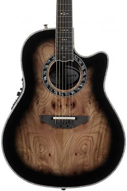 Ovation C2079AXP Exotic Wood Legend Plus Elm Burl Acoustic-Electric Guitar