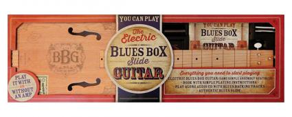 The Electric Blues Box Slide Guitar