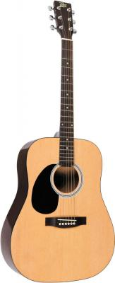Rogue RG-624 Left-Handed Dreadnought Acoustic Guitar