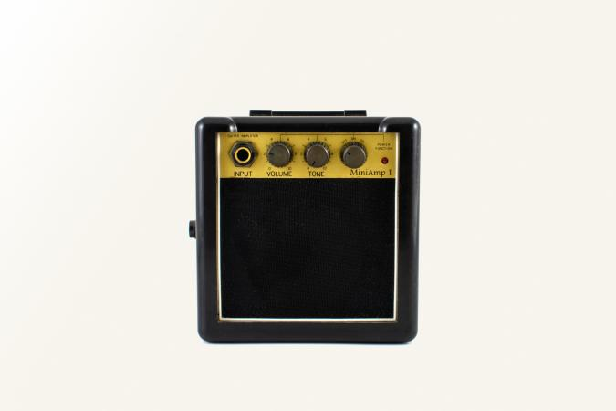 Mini Guitar amplifier