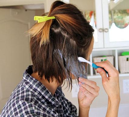 How To Highlight Dark Hair Lovetoknow