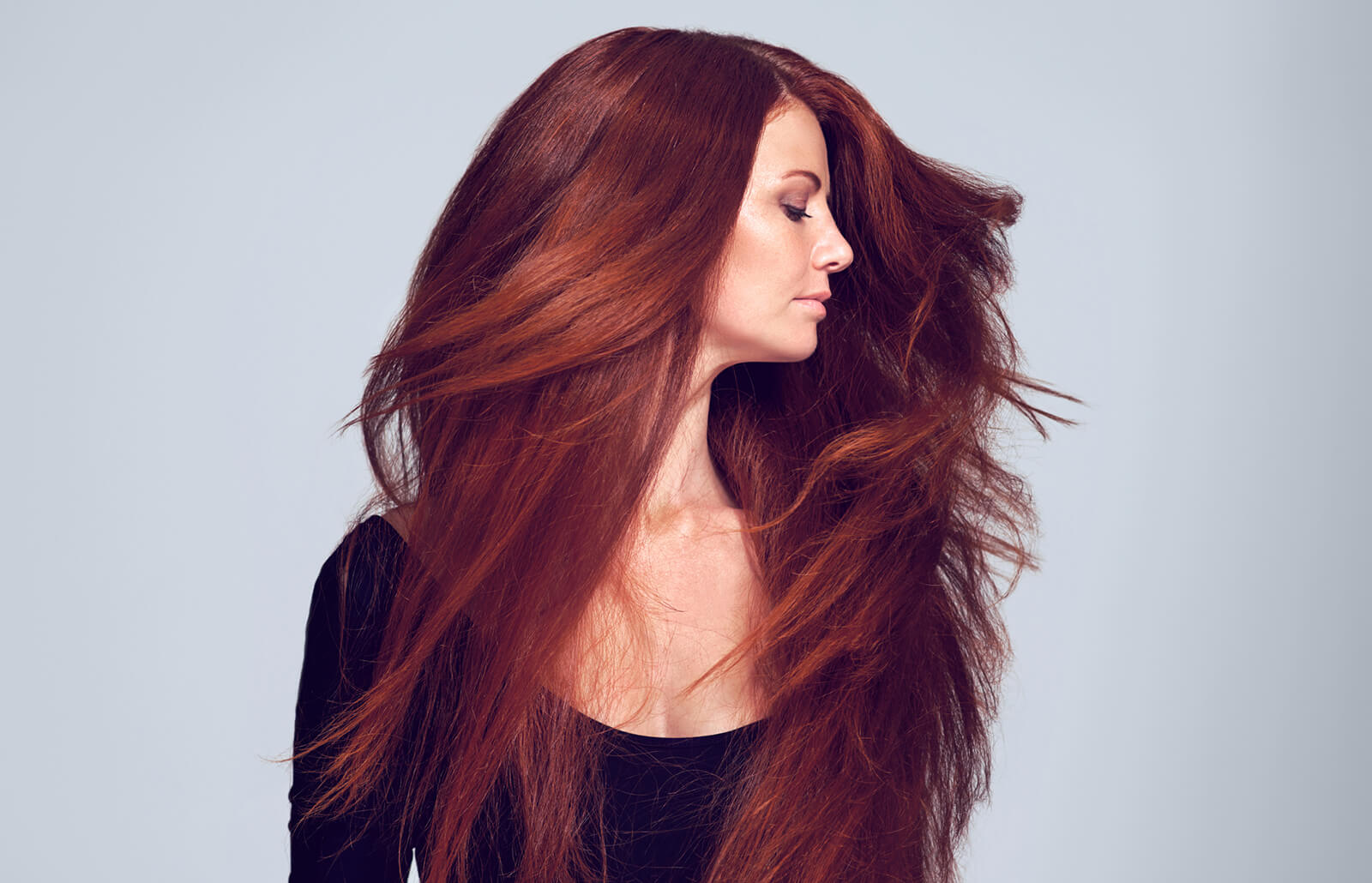 Pictures Of Mahogany Hair Color