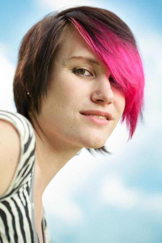 Pink Hair Gallery Lovetoknow