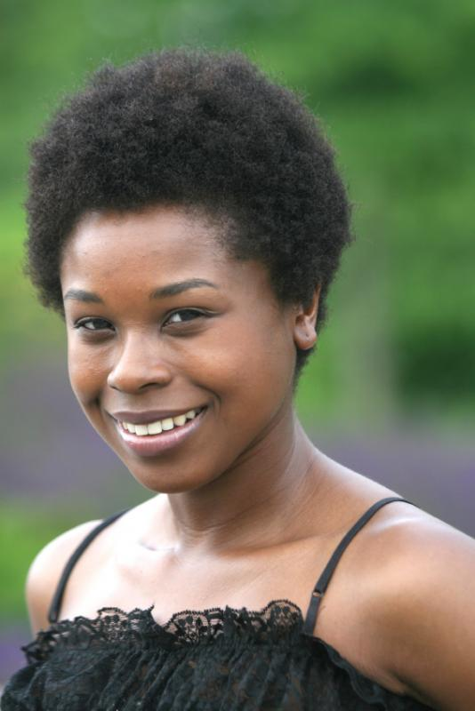 Very Short Natural Hairstyles