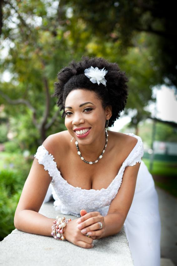 Images of Wedding Hairstyles for African American Women | LoveToKnow