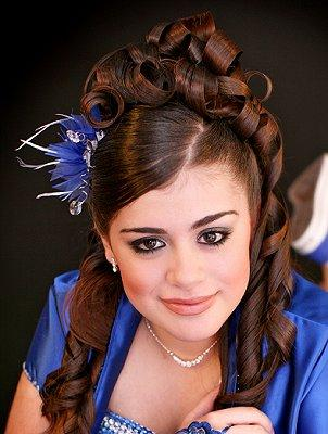 Hairstyles for a Quinceanera | LoveToKnow