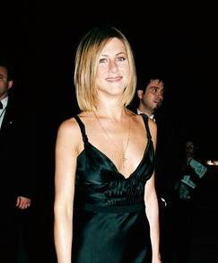 Jennifer Aniston with a smooth look.