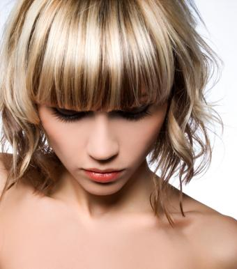 Chunky Highlights Hairstyles Pictures