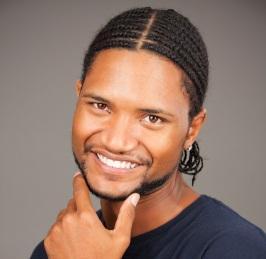 male cornrow braids