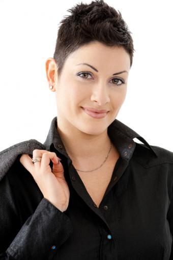 Very Short Haircuts for Ladies