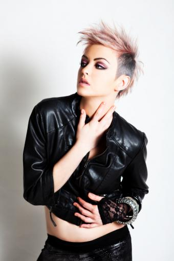 Punk Hair Style Pictures