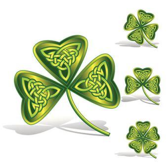 The Irish Shamrock