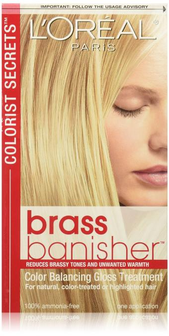 Colorist Secrets Brass Banisher by L'Oreal Paris
