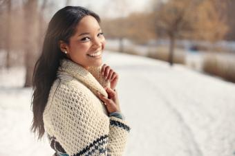 How to Protect Hair in Winter