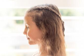 Thin Princess Braids