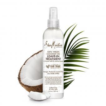 Shea Moisture Virgin Coconut Oil Treatment
