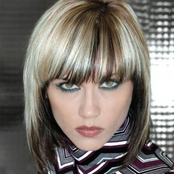 Unique undertone hair color