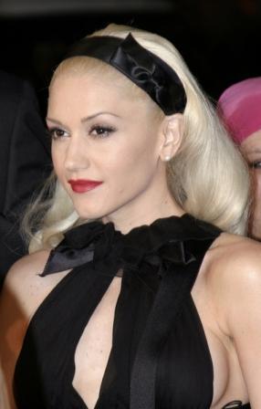 Gwen Stefani Hair