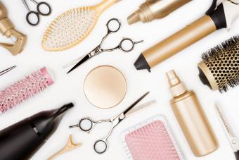 hair styling equipment