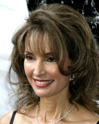 Soap opera star Susan Lucci