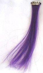 Fake Purple Hair