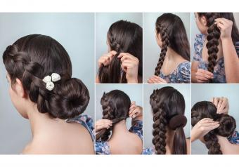https://cf.ltkcdn.net/hair/images/slide/256267-850x595-9_Side_Braid_Low_Bun.jpg