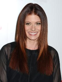Debra Messing's Hair Color