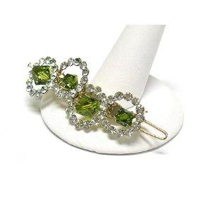 Jeweled Hair Accessories