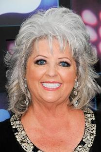 Paula Deen Haircut