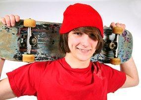 Skater Haircuts