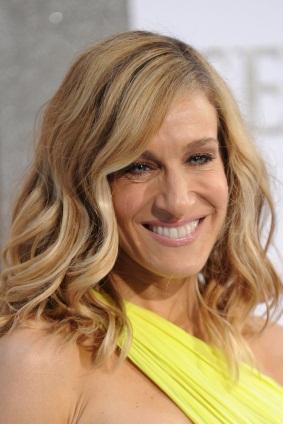 sarah jessica parker hair style