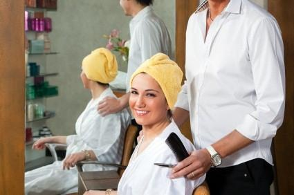 hair salon, stylist, organic hair care