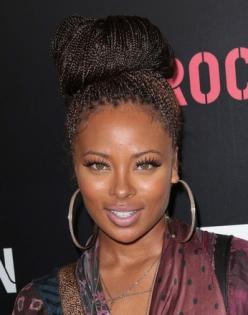 Hairstyles For Box Braids Lovetoknow