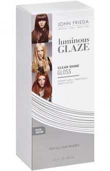 John Frieda luminous glaze