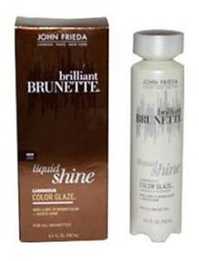 John Frieda brilliant brunette glaze