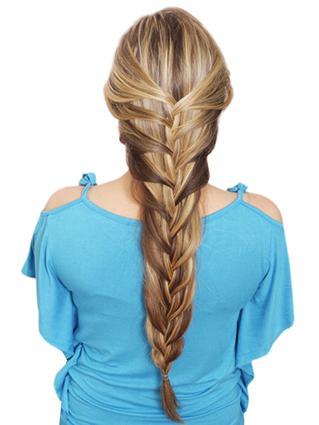 Mermaid Braid Design