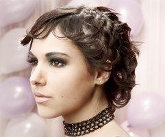 hair styles for prom gallery of prom hairstyles lovetoknow 2522