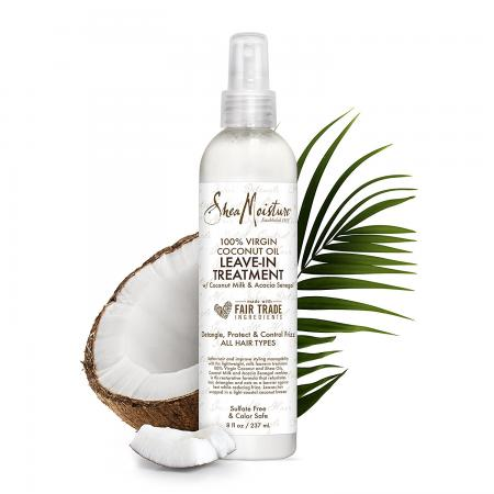 Shea Moisture Virgin Coconut Oil Treatment