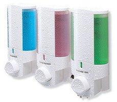 AVIVA Three Chamber Dispenser