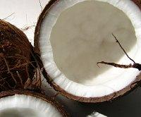 Coconut for homemade hair care treatment