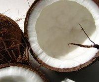 Coconut for homemade hair care treatment