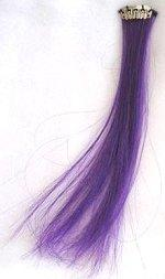 Purple hair highlight fake purple hair pmusecretfo Images