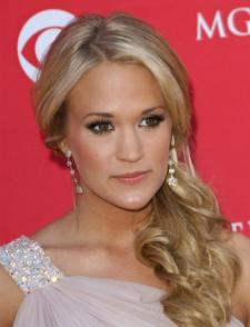 Carrie S Ponytail Is An Easy Formal Style