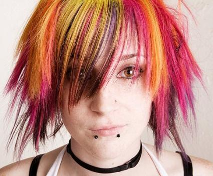 Wild Hair Color Pictures Lovetoknow